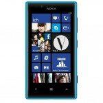 Nokia Lumia 720 mit Qi-Ladecover CC-3064 nachrüstbar