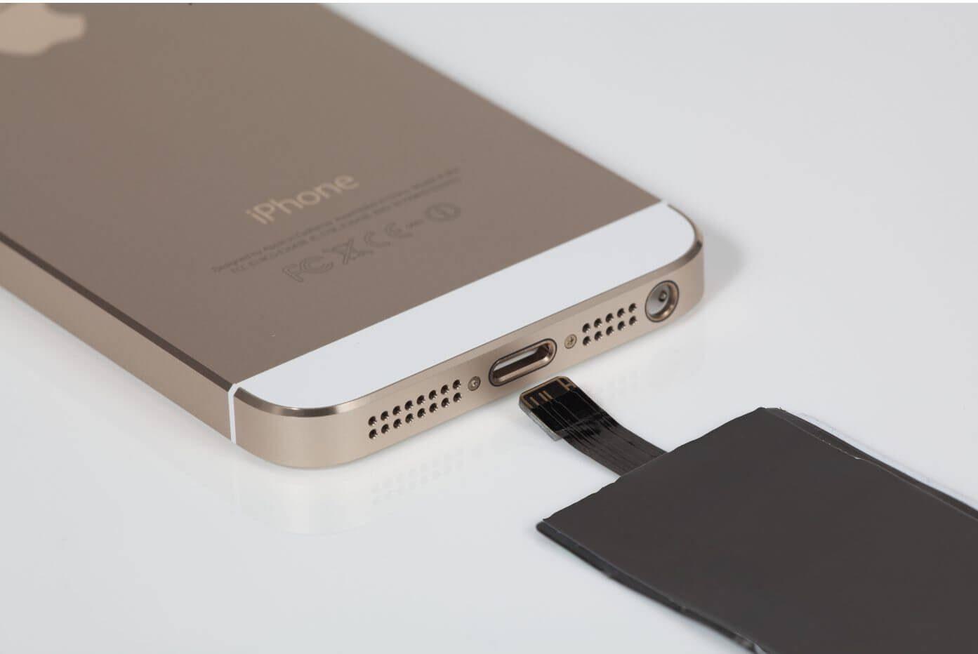 Kabellos Laden: iQi Ladepad für Apple iPhone