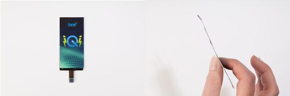 iPhone Qi laden: Sehr dünnes Ladepad für das iPhone