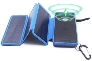 Wireless Solar Powerbank