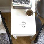 Qi-Nachttisch von IKEA