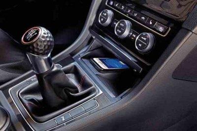 kabeloses Laden für VW Golf 7