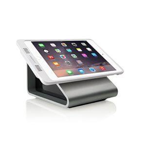 Apple iPad 2 Qi-Standard nachrüsten mit iPort LaunchPort Qi-Standgerät