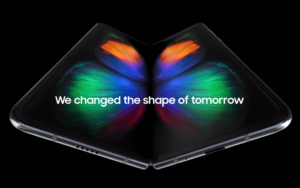 Qi Tablet Samsung Galaxy Fold