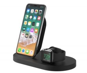 Belkin Boost Up induktive Ladestation für iPhone und Apple Watch