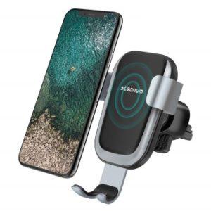 iPhone Qi Handy KFZ Halterung für Auto