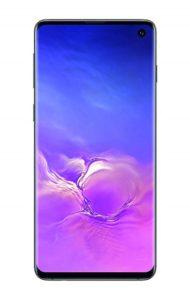 Samsung Galaxy S10 Smartphone ist bereit für induktives Laden