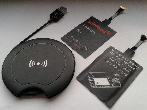 Universal Qi-Adapter und Qi-Ladegerät Verlosung