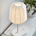 Qi-Lampe von Ikea 2