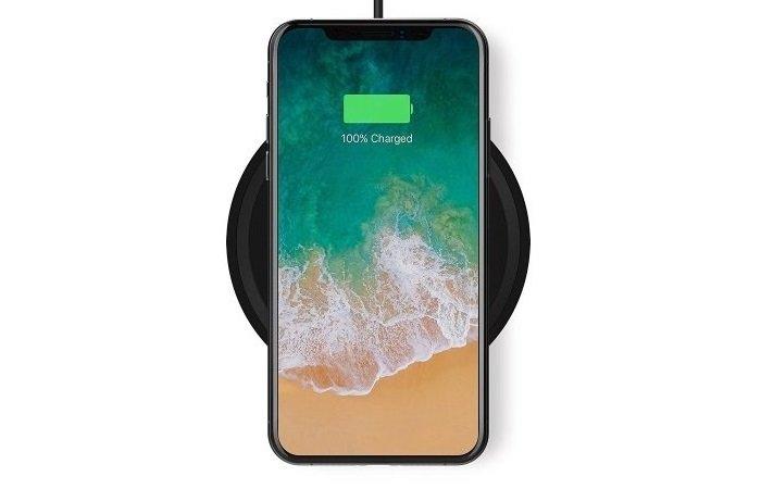 Kabellos Handy Laden Iphone