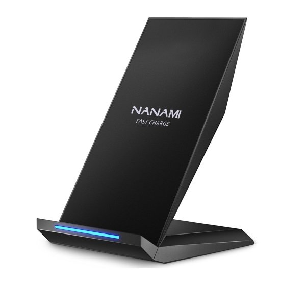 NANAMI Fast Wireless Charger Qi Ladegerät M220
