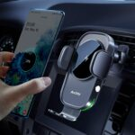 Auckly 15W Fast Wireless Charger Auto Handyhalterung