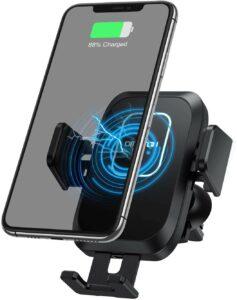 Handyhalterung Auto - Die besten Kfz Qi Ladegeräte