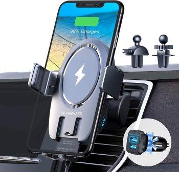 VANMASS 15W Auto Handyhalterung